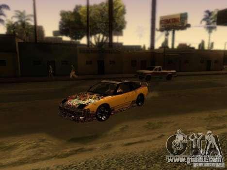 Nissan 240sx Street Drift for GTA San Andreas