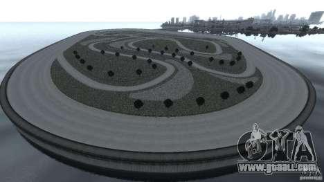 Dakota Track for GTA 4 third screenshot