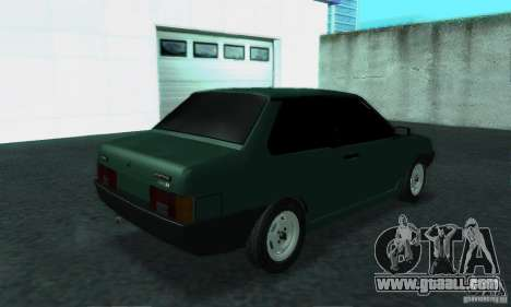 VAZ 21099 Coupe for GTA San Andreas right view