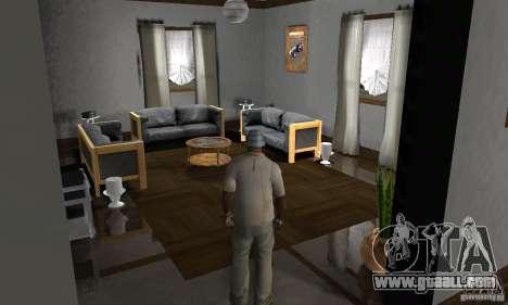 New Interiors - Mod for GTA San Andreas eighth screenshot