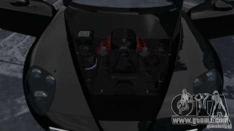 Alfa Romeo 8C Competizione Spider v1.0 for GTA 4 inner view