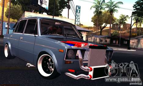 VAZ 2106 Turbo for GTA San Andreas