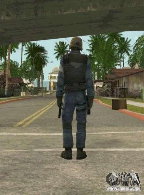 Counter-terrorist for GTA San Andreas seventh screenshot