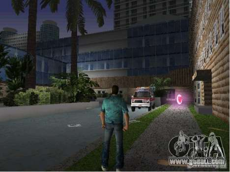 The new hospital for GTA Vice City second screenshot