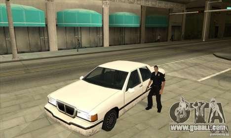 Engine on/off headlights and doors for GTA San Andreas third screenshot