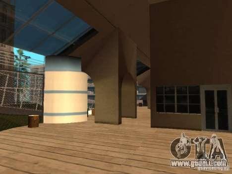 Villa in San Fierro for GTA San Andreas tenth screenshot