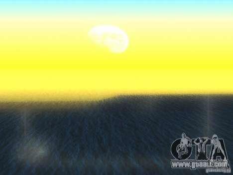 HQ Water for GTA San Andreas second screenshot