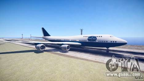 Pan Am Conversion for GTA 4 left view