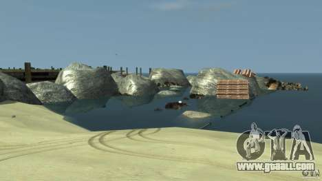 4x4 Trail Fun Land for GTA 4