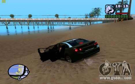 ENBSeries by VadimSpiridonov for GTA San Andreas sixth screenshot