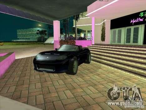Banshee from gta 4 for GTA San Andreas