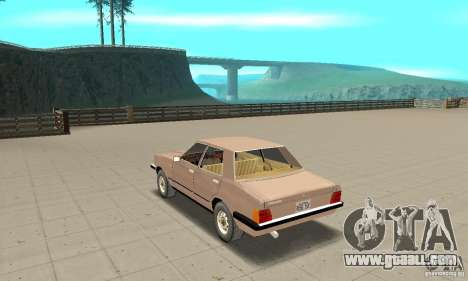Ford Taunus 1978 for GTA San Andreas