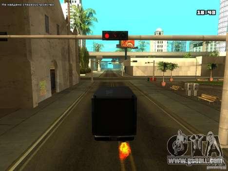 ENB for laptops for GTA San Andreas third screenshot