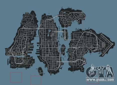 Mountain landscape for GTA 4 forth screenshot
