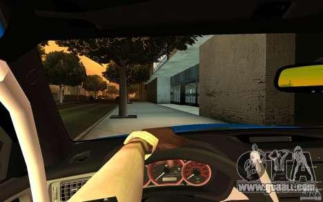 Subaru Impreza WRX STI 2008 Tunable for GTA San Andreas right view