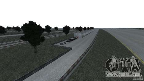 Dakota Track for GTA 4 forth screenshot