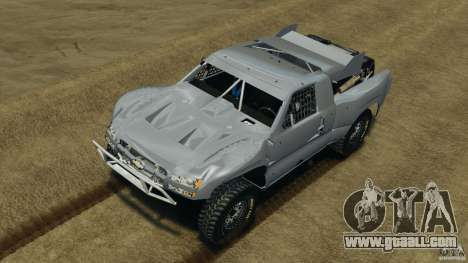 Chevrolet Silverado CK-1500 Stock Baja [EPM RIV] for GTA 4 upper view