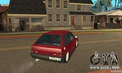 VAZ 2108 Maxi for GTA San Andreas left view