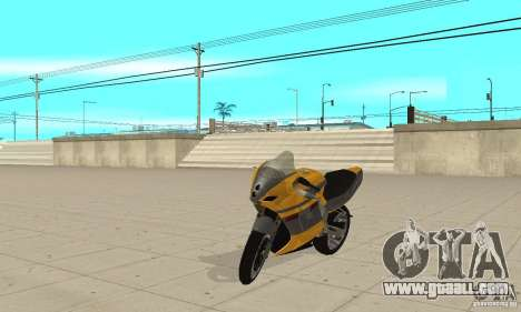 GTAIV NRG900 RR for GTA San Andreas