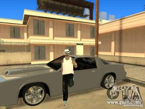 Skinpack Rifa Gang for GTA San Andreas third screenshot