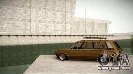VAZ 2102 Florida for GTA San Andreas right view