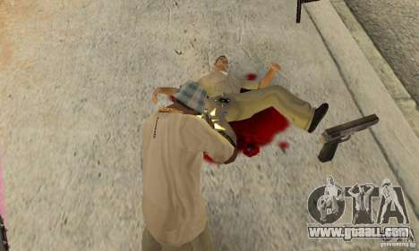 SpecDefekty for GTA San Andreas sixth screenshot
