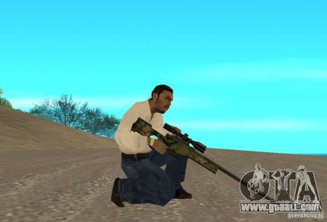 L118A Collection Wooland for GTA San Andreas second screenshot