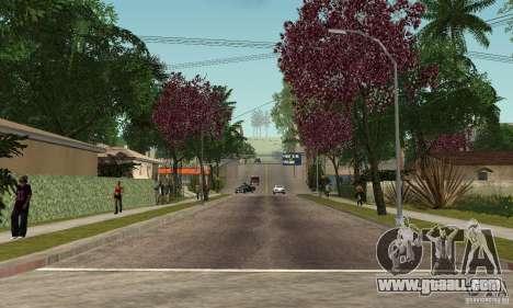 Green Piece v1.0 for GTA San Andreas ninth screenshot