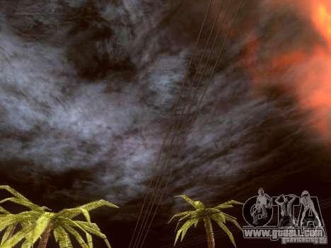 Atomic Bomb for GTA San Andreas forth screenshot