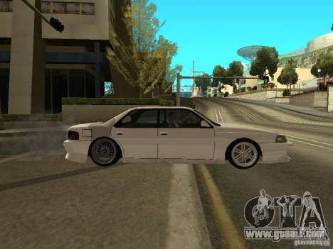 DR Sultan for GTA San Andreas left view