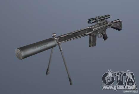 Grims weapon pack2 for GTA San Andreas twelth screenshot
