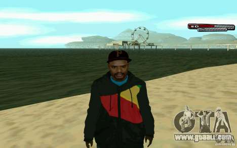 Drug Dealer HD Skin for GTA San Andreas