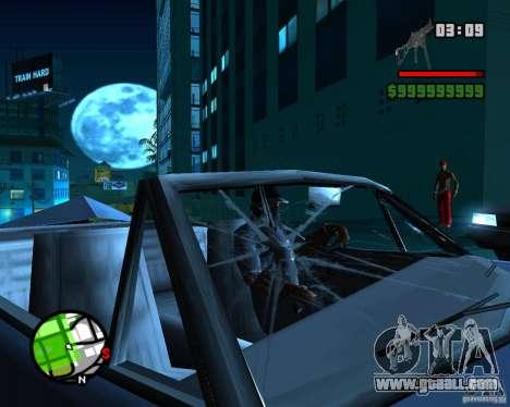 New Windows Crashes for GTA San Andreas third screenshot