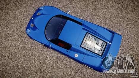 Ferrari F50 Spider v2.0 for GTA 4 right view