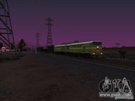 2te10u-0238 for GTA San Andreas inner view