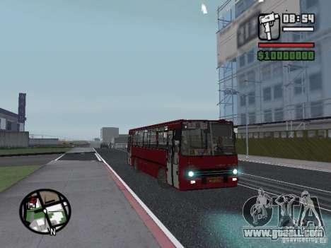 Ikarus 260.51 for GTA San Andreas