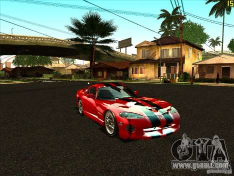 ENBSeries v1.6 for GTA San Andreas third screenshot