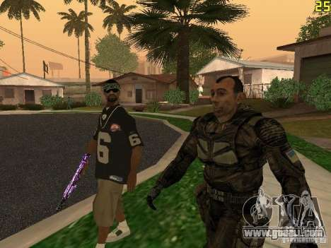 Of Pripyat for GTA San Andreas second screenshot