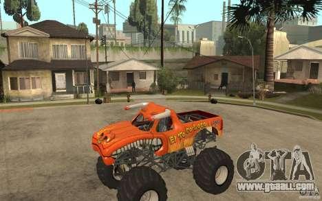 El Toro Loco for GTA San Andreas