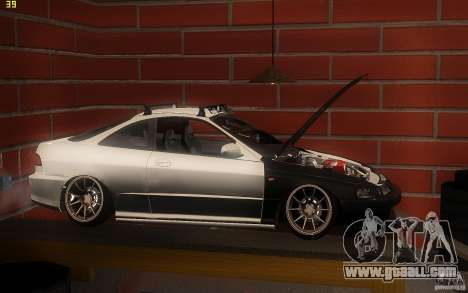 Honda Integra JDM for GTA San Andreas left view
