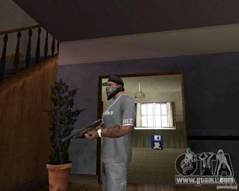 ShotGun for GTA San Andreas second screenshot