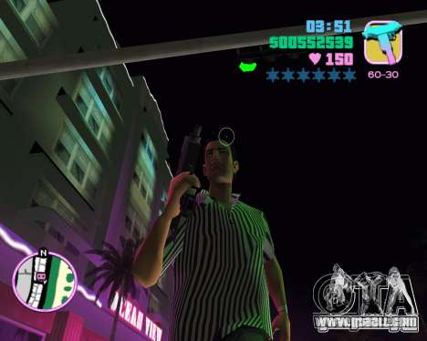 Tommy Skin for GTA Vice City forth screenshot