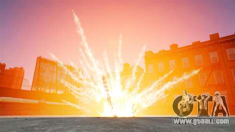 Large and realistic explosions for GTA 4 second screenshot