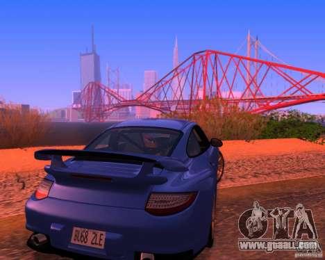 Real World ENBSeries v2.0 for GTA San Andreas second screenshot