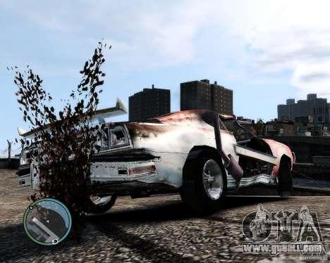Flatout Shaker IV for GTA 4 back left view