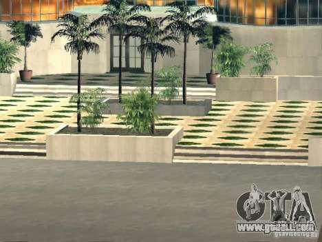 New texture of skyscraper for GTA San Andreas second screenshot