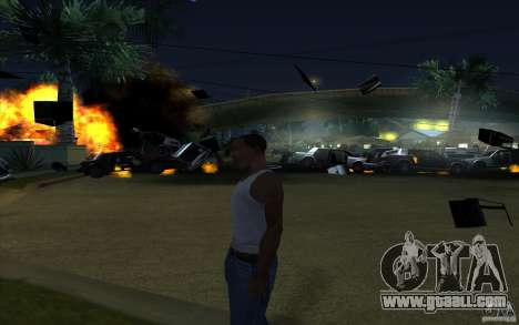 Drawing for GTA San Andreas second screenshot