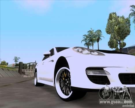 Porsche Panamera 970 Hamann for GTA San Andreas right view