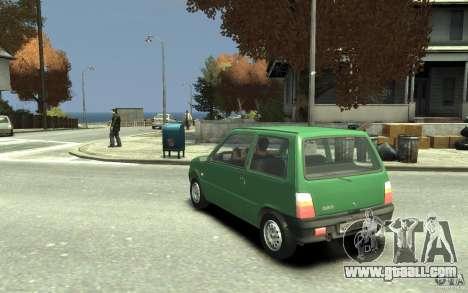 1111 OKA for GTA 4 back left view
