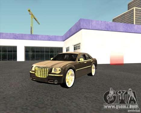 Chrysler 300C dub edition for GTA San Andreas